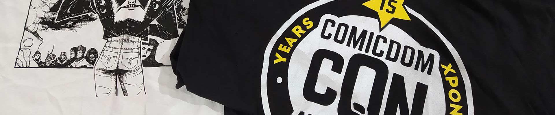Comicdom Con Athens 2021 Merchandise