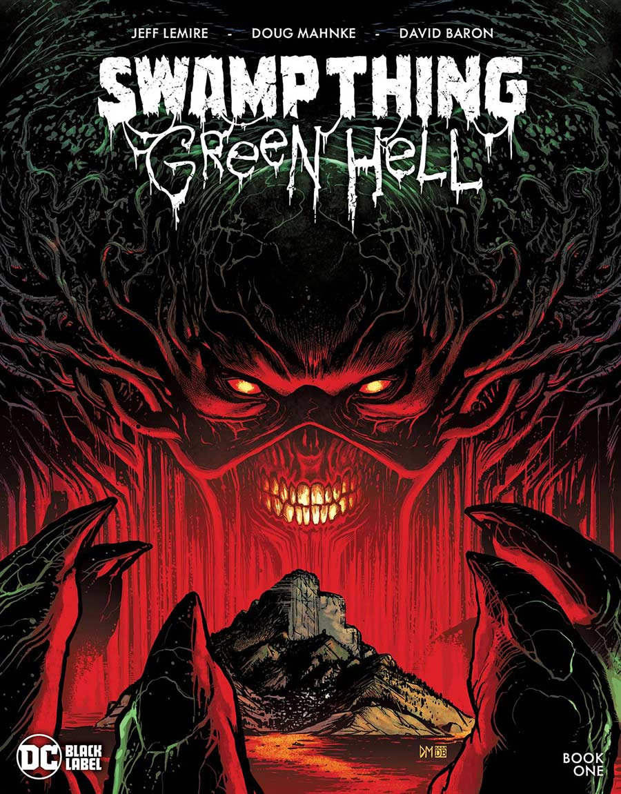 Swamp Thing: Green Hell